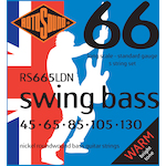 Rotosound 5-String Bass Strings 45-130 Nickle RS665LDN