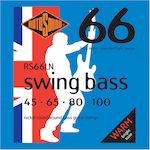 Rotosound Nickel Bass Strings 45-105 RS66LN