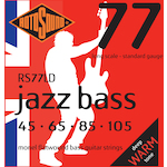 Rotosound Bass Strings 45-105 Monel Flatwound RS77LD