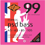 Rotosound RS99LDG Psd Stainless Steel Bass Guitar Strings (45 65 85 105) RS99LDG