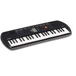 Casio Keyboard 32 Key Mini Green SA77