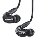 Shure Sound Isolating Earphones  Black SE215BLK