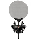 SE ISOLATIONP Shock Mount Pop Filter Set SEISOLATIONP