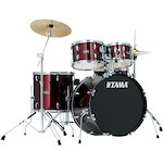 Tama  Stagestar 5-piece Rock Kit, Wine Red SG52KH6WR