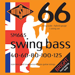 Rotosound Swing Bass 5 String Stainless Steel Set 40-125 SM665