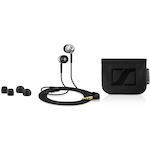 Sennheiser CX300II Dynamic Ear Phones, Black SNCX300IIBLACK