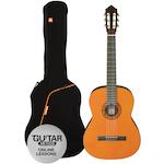 Ashton Classic Guitar Pack 1/4 Size, Amber SPCG14AM