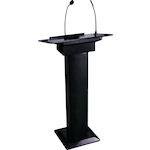 ITC Audio Lectern with Built in Amp and Microphone T6236