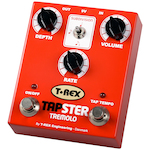 T-Rex Tremster Tremolo/Vibrato Effects Pedal TAPSTER