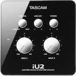 Tascam Interface Audio Midi TASCAMIU2
