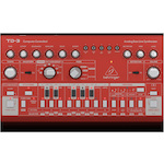 Behringer TD-3-RD Analog Bass Line Synthesizer - Red TD3RD