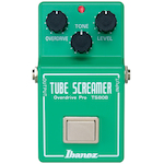 Ibanez Tube Screamer Reissue Overdrive Pedal TS808
