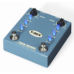 T-Rex Twin Boost Dual Channel Boost Effects Pedal TWINBOOST