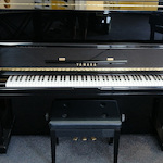 Japanese Yamaha Second Hand U10 Upright Piano 4823036 U10APESH11
