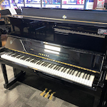Japanese Yamaha U1APESH40 U1A Upright Second Hand Piano U1APESH40