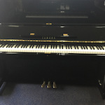 Japanese Yamaha Second Hand U1 Upright Piano 3526639 U1MPESH16