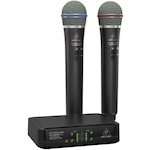 Behringer Wireless Mic Hand Held Pair ULM302MIC