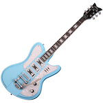 Schecter Ultra III Electric Guitar, Vintage Blue ULTRAIIIVINTBLUE