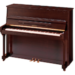 Beale Upright Piano, #18 Mahogany UP115M2A118