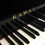 Japanese Kawai US7XPESH1 US7X Upright Second Hand Piano 2028802 US7XPESH1