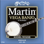Vega 5-String Banjo Strings - Medium V730