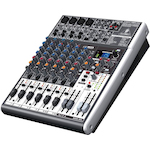 Behringer Mixer 12-In 2/2-Bus X1204USB