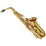 Yamaha Alto Saxophone, Gold Lacquer, Pro Model YAS82ZII