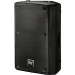 Electro-Voice 12 Inch 2-Way Speaker, 600W, Bi-Amp or Passive, Black ZX390B
