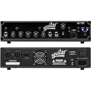 Aguilar Super Light Bass Head 700w