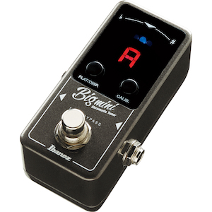 Ibanez Mini Chromatic Floor Tuner