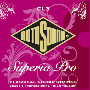 Rotosound Classical Guitar Strings 28-46 High Tension