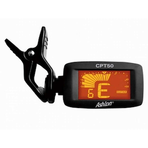 Ashton Clip-on Chromatic Guitar Tuner