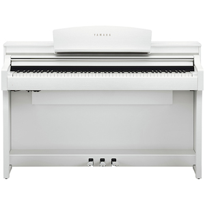 Yamaha CSP170 Digital Piano With White Bench
