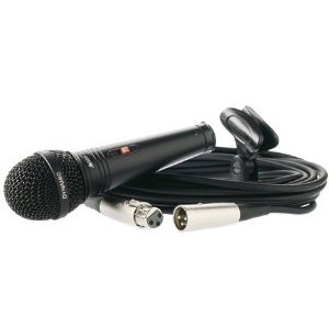 Ashton Microphone, Cardioid w/ XLR-Jack Cable, Entry Series