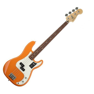 Fender Player Series FEN0149803582 Precision Bass - Capri Orange