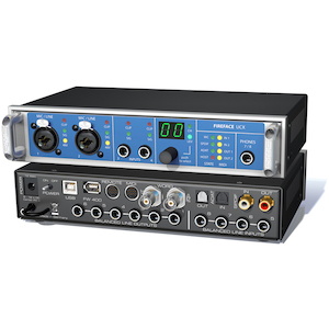 RME 36 Channel USB/Firewire 192kHz