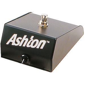 Ashton Amplifier Footswitch Single Button