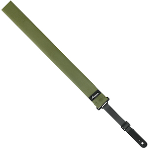 Ibanez Powerpad Guitar Strap, Padded Moss Green