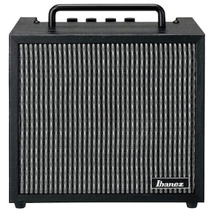 Ibanez IBZ10GV2 Guitar Amplifier Combo, Black