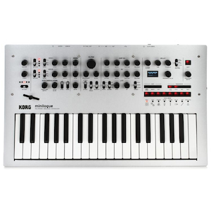 Korg MINILOGUE Minilogue 4 Voice Synth