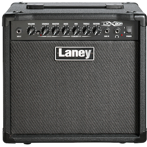 Laney LX 20W 1x8 Guitar Amp Combo with Reverb