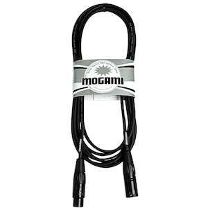 Mogami Silver Microphone Cable 25 Foot