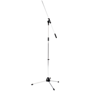 Ashton Microphone Boom Stand, Chrome