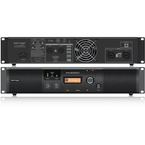 Behringer Power Amp DSP 3000W