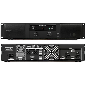 Behringer Power Amp 3000W