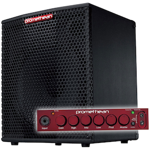 Ibanez Promethean Bass Amp Combo 300 Watts 1x15 Digital