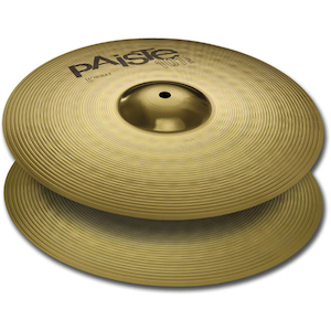 Paiste 101 14 inch Hi Hats Cymbals
