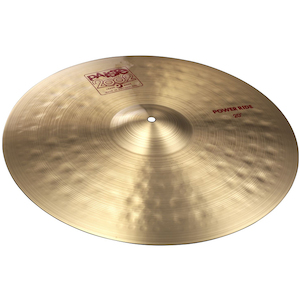 Paiste 2002 20 inch Power Ride