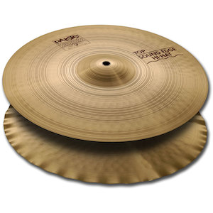 Paiste 2002 14 Sound Edge Hi Hats Cymbals