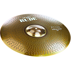 Paiste Rude Classic 22 inch The Reign Power Ride Cymbal